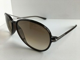 Tom Ford 58mm Brown Sunglasses Italy T1 - $149.99
