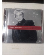 Barry Manilow: In the Swing of Christmas CD - $5.99