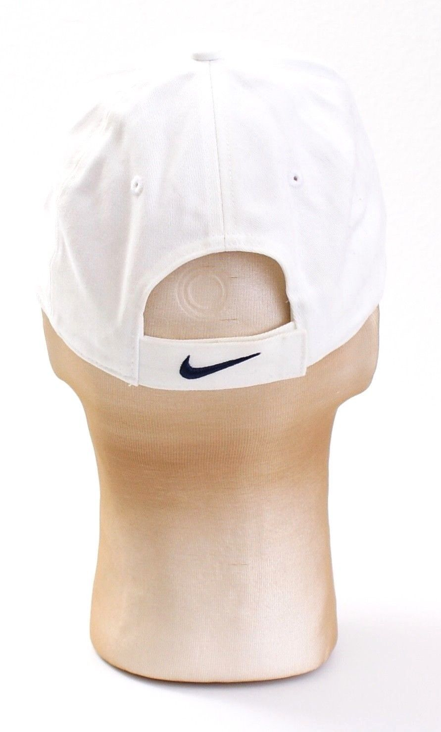 Nike Collegiate White Just Do It Air Force Adjustable Hat Cap Men's NWT