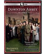 Downton Abbey: Season 2 (DVD, 2012, 3-Disc Set)... - $9.95