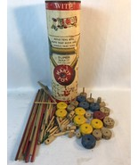 Vintage Makit Building Toy with Can 1939 W.r. Benjamin Co. Granite City IL - $15.00