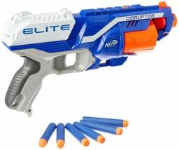 Nerf N Strike Strongarm Elite Blaster Dart Disruptor Gun Toy Blasters Ki... - $13.81