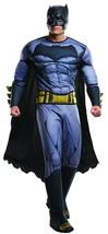 Rubies Deluxe Batman v Superman Dark Knight Adult Mens Halloween Costume... - £36.29 GBP