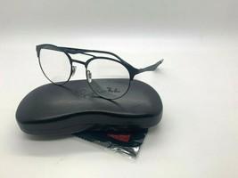 Ray-Ban ORX3545V 2904 Black Round Eyeglasses Frames 51-20-140MM - $77.57