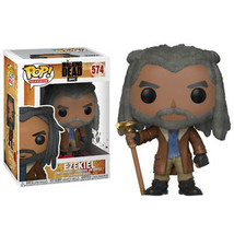 Walking Dead Ezekiel Funko Pop Vinyl Figure Beige - $21.98
