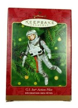 Hallmark Keepsake tree ornament GI Joe Action pilot 2000 w box - $19.79
