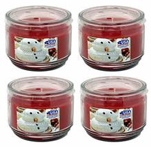 Mainstays 11.5oz Snow Berry Fun Candles, 4-Pack - $44.05