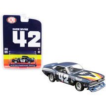 1970 Plymouth Barracuda Trans Am #42 Swede Savage ACME Exclusive 1/64 Di... - $16.42