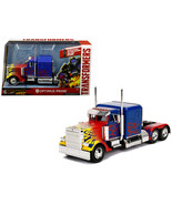 "Optimus Prime Truck with Robot on Chassis from ""Transformers\"" Movie \""... - $46.54"