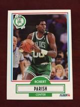 1990-91 Fleer - Robert Parish #13 - $0.99