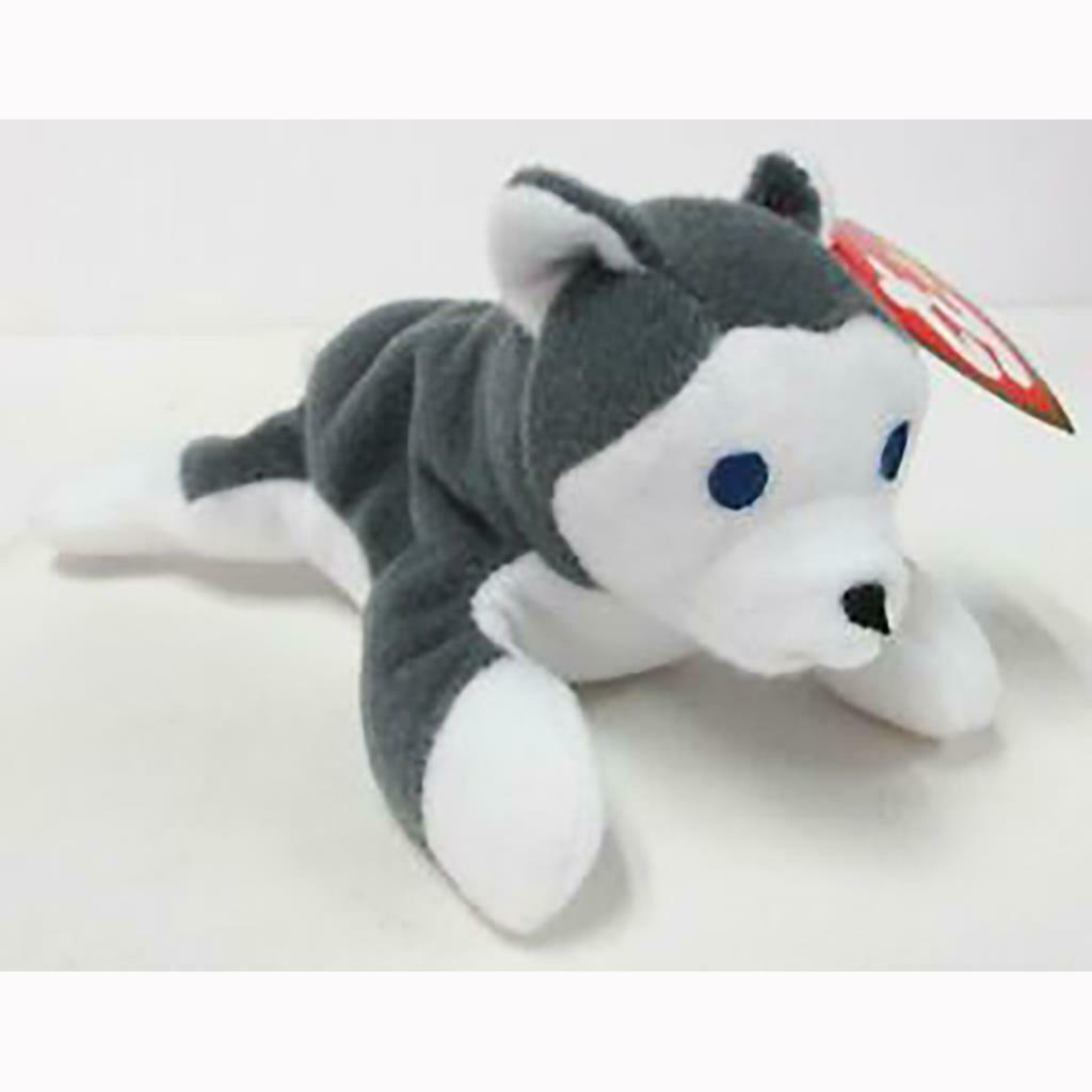 Primary image for Nook the Husky #11 McDonald's Ty Teenie Beanie Baby 1999 Happy Meal MWMT NIP