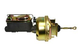 1964 65 66 Mustang Power Brake Booster, Master Cylinder for Automatic Trans image 3