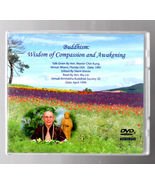 Buddhism: Wisdom of Compassion and Awakening, 2 CD set - $35.00