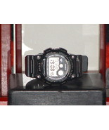 Pre-Owned Men's Casio Black W-735H Rubber Band ... - $10.89