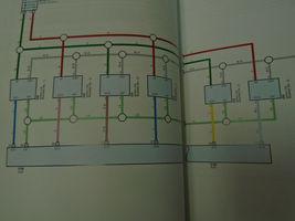 2011 Lexus RX350 Rx 350 Elektrisch Wiring Service Shop Reparatur Manuell Ewd image 6