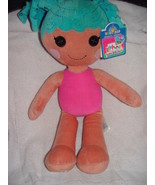 """Build A Bear Work Shop Lalaloopsy Super Silly Party  Mittens Doll  20"""" - $22.00"""