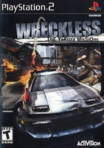 Wreckless: The Yakuza Missions - $8.20