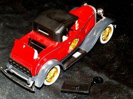 ERTL 1930 Ford Model A Convertible Roadster Bank AA19-1629 Vintage #208 image 6