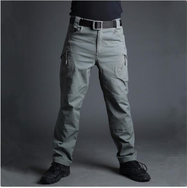 New high quality Men's trousers Combat Pants Men Military Style Casual Pants Mul