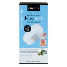 Cuccio Naturale Super Concentrated Detox Soak 1.05 oz, 12 Pack