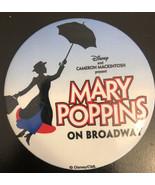 Disney Mary Poplins  Movie Promo Pin - $9.90