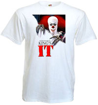 Stephen Kings It Horror Movie Shirt - $19.98