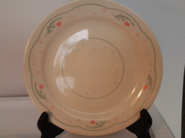 """Corelle Calico Rose, Bread & Salad Plates ;Lot of  (4)  7.25"""" Just Beaut... - $10.99"""