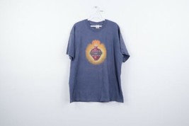 Vintage 90s Mens XL House Of Blues Bleeding Heart On Fire Music T Shirt ... - $44.50