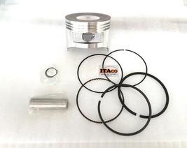 Piston Kit Ring Set Assy fit Honda GX420 GX440 90MM 16HP Chinese Motor Engine - $41.15