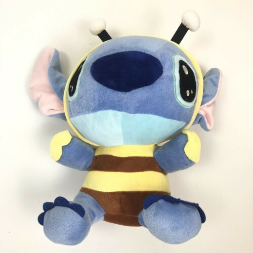 Primary image for Disney Lilo Stitch Dressed as Bumble Bee Plush Doll 14 in.