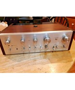 Vintage Pioneer SA-7100 Integrated Amplifier Tested and working - $425.69