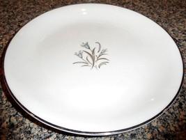 (2) NORITAKE Japan 5564 Blue Flower Salad Plates - $19.80