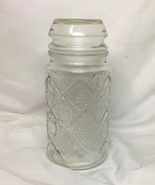 Smucker's Collectable Canister Jar With Lid by Anchor Hocking 32 Oz - $12.59