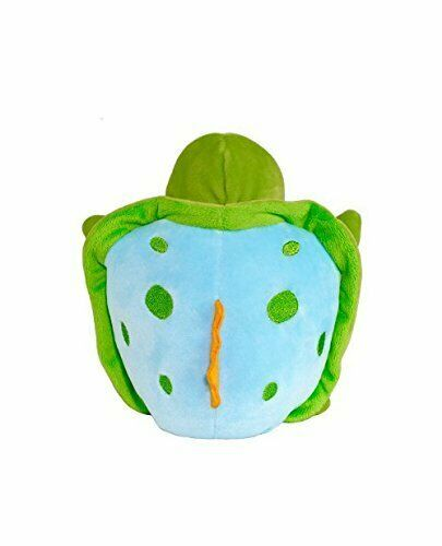 GooseWaddle Plush Turtle Dino Soft Baby Gift Squeezable NEW FS! image 3