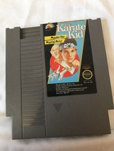 "NES (nintendo Entertainment System) "" The Karate Kid"" Game - $5.22"