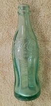 RARE Vintage Coca-Cola Bottle with Raised Letters (KEOKUK IOWA) 6oz PAT ... - $5.99
