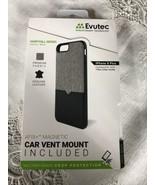 Evutec Northhill Case for iPhone 8 Plus/7 Plus/6 Plus - Gray - $13.81