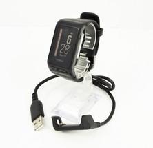 Garmin vivoactive HR GPS Fitness Activity Tracker Smartwatch Black - $81.99