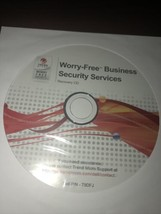Trend Micro Worry-Free Business Security Services Recovery CD - $15.84