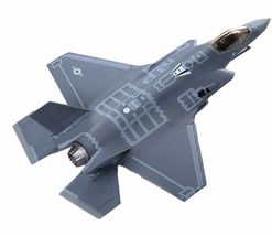 Academy 12561 1:72 F-35A 7 Nations Air Force MCP Plastic Hobby Model Fighter Kit image 3