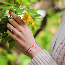 Tree bracelet, charm bracelet, tree of life jewelry, bracelet, jewelry - $29.00