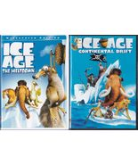 Ice Age The Meltdown (2006) and Continental Dri... - $5.99