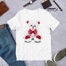 Valentine Day  bear gift for boy and girl Love Shirt, Valentine's Day Sh... - $32.00