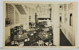 Minneapolis Interior View Richards Treat Cafeteria & Food Shop Minn Post... - $24.95