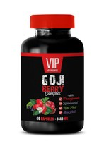 goji berry extract - Goji Berry Extract 1440mg - superfood capsules 1 Bo... - $13.06
