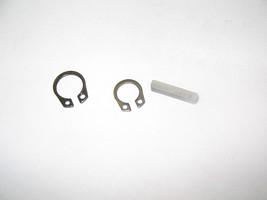Asian Mini Lathe, 8mm / 10mm Snap Rings & 3mm Key for Belt Drive - $9.67