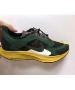 Nike Undercover Gyakusou Zoom Pegasus 35 Turbo Gold Dart Black Green BQ0... - $174.99