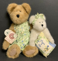 Boyds Bears Mom & Me Special Occasion Edition #82507 Momma Bearhugs And Tory - $19.90
