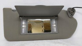 2000-2005 Chevrolet Impala Passenger Right Sun Visor Sunvisor Gray 62732 - $72.53