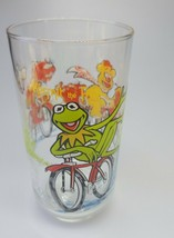 """Kermit the Frog """"The Great Muppet Caper"""" Glass Cup Tumbler 1981 McDonalds Henson - $13.99"""